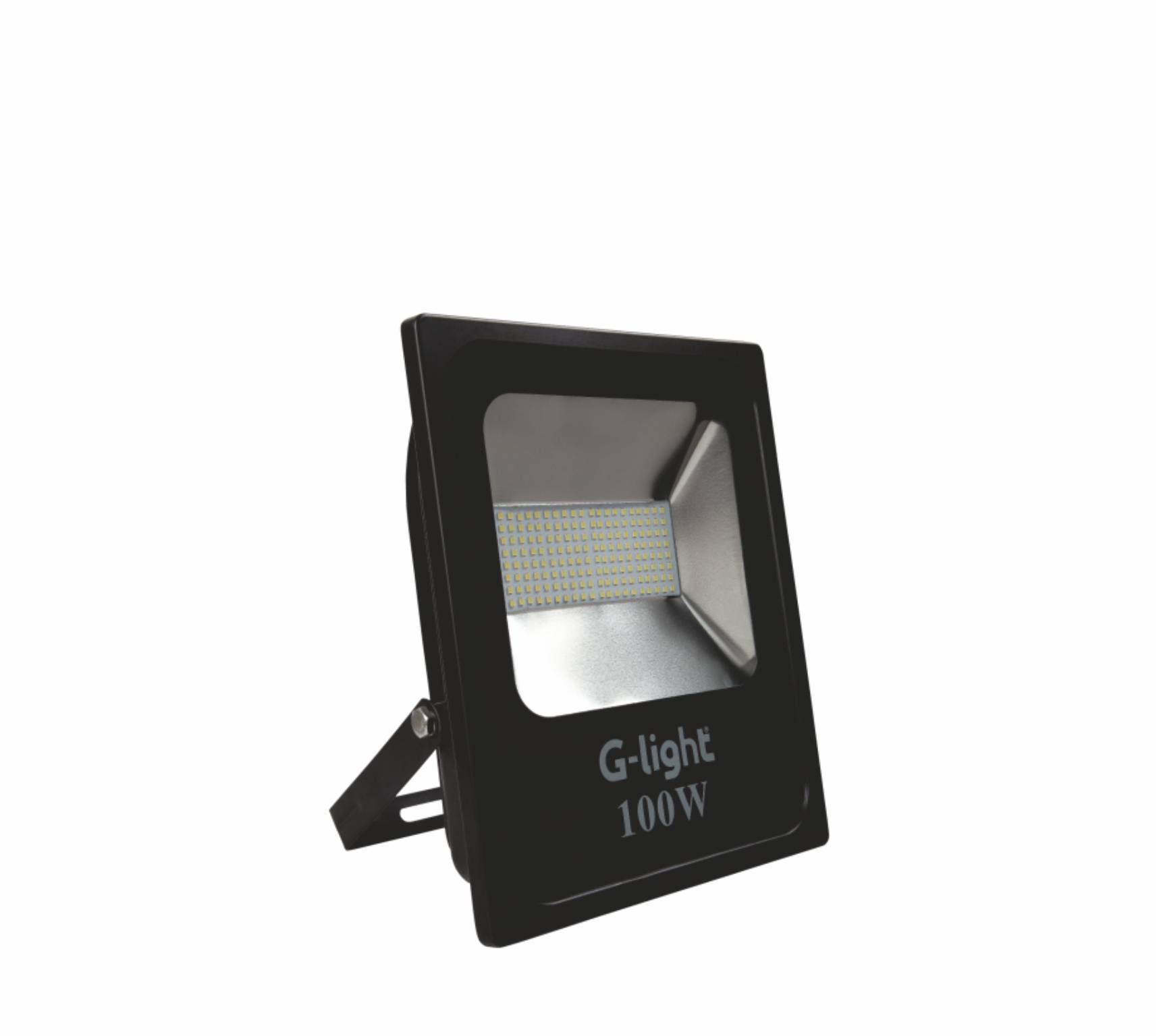 Refletor Led 100w Slim 6.500k Luz Branca 220v G-light.